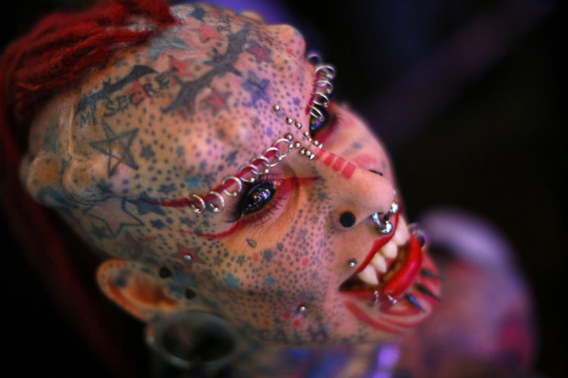 tattoos and body piercings as and The history of body art tattoos, body piercings, scarification, branding, and implants.