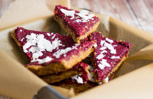 Almond-Breakfast-Bars-with-Protein-Packed-Chia-Jam