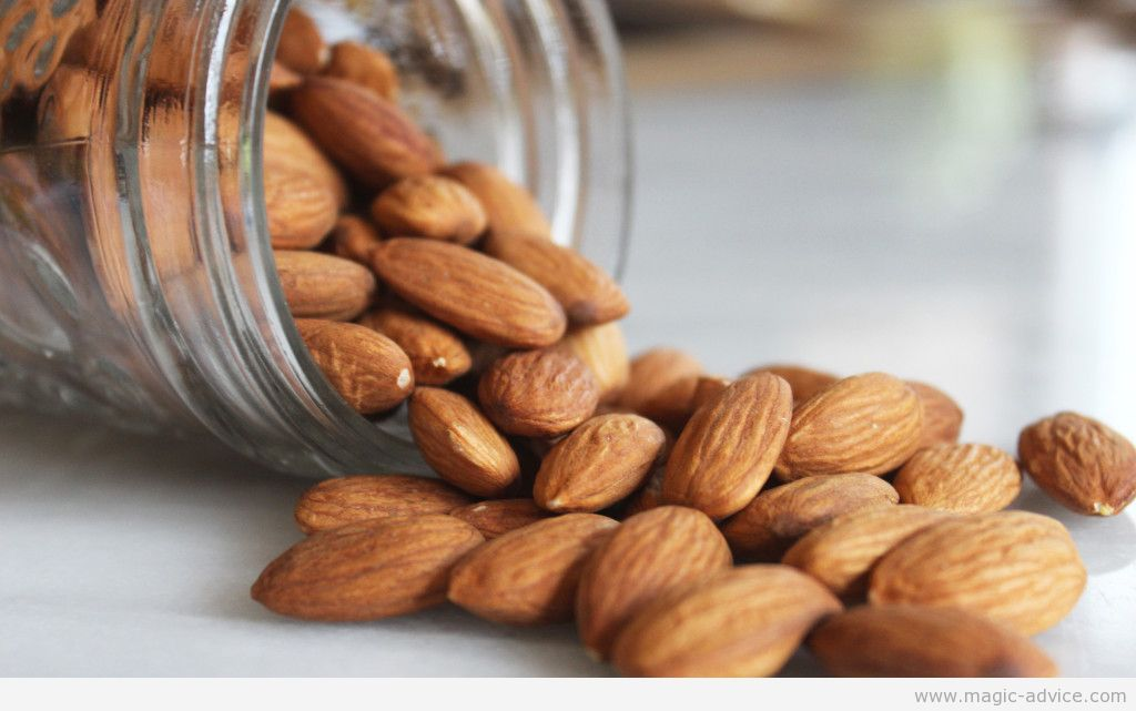 diet foods almonds1
