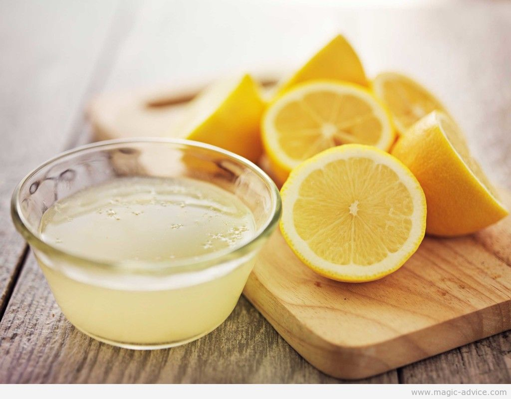 diet foods lemon